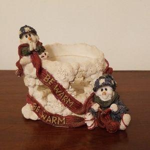 Boyd Bears & Friends candleholder